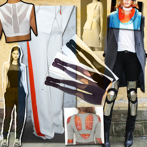 Trend Direction Spring 2013 Active